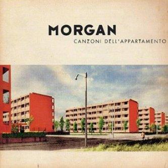 Copertina dell'album Canzoni dell'appartamento, di Morgan Marco Castoldi
