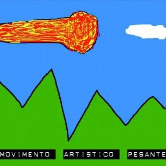 Copertina dell'album Movimento Artistico Pesante, di Movimento Artistico Pesante