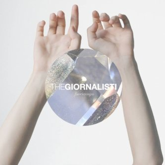 Copertina dell'album Fuoricampo, di Thegiornalisti