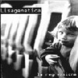 Copertina dell'album La regressione (ep), di Lisagenetica