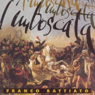 Copertina dell'album L'imboscata, di Franco Battiato