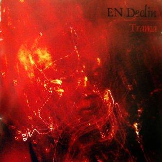 Copertina dell'album Trama, di En Declin