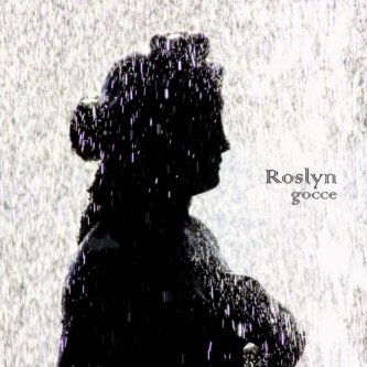 Copertina dell'album Gocce, di Roslyn