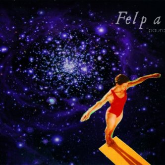 Copertina dell'album Paura, di Felpa