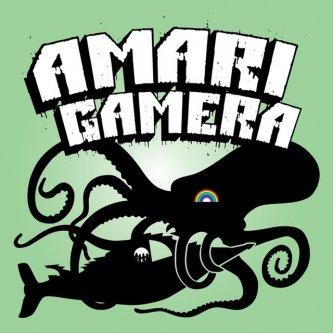 Copertina dell'album Gamera, di Amari