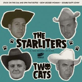 """Two Cats"""" 2014 El Toro Records"""