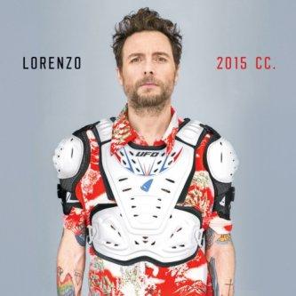 Copertina dell'album Lorenzo 2015 CC., di Jovanotti