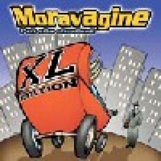 Copertina dell'album Per non crescere (XL edition), di Moravagine