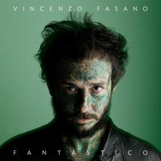 Copertina dell'album Fantastico, di Vincenzo Fasano