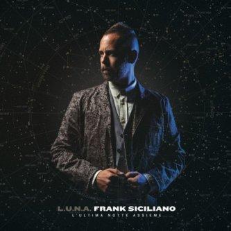 Copertina dell'album L.U.N.A., di Frank Siciliano