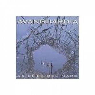 Copertina dell'album al di la del mare, di Avanguardia