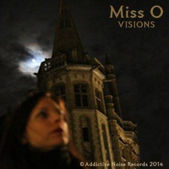 Copertina dell'album Visions - EP, di Miss O