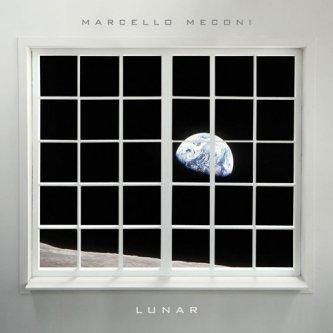 Copertina dell'album Lunar, di Marcello Meconi