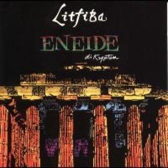 Copertina dell'album Eneide di Kripton, di Litfiba