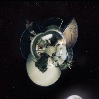 Copertina dell'album Sono qui (singolo), di Nabel
