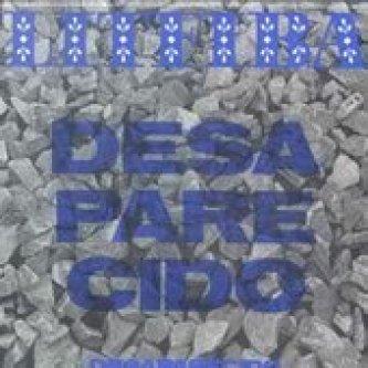 Copertina dell'album Desaparecido, di Litfiba