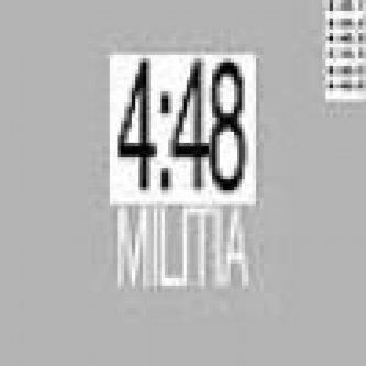 Copertina dell'album 4:48, di Militia