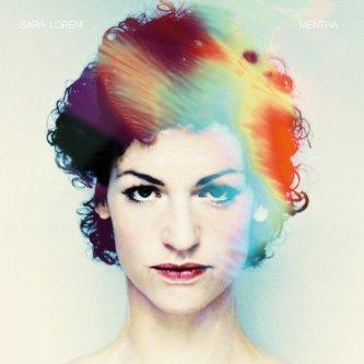 Copertina dell'album MENTHA, di Sara Loreni