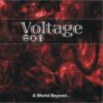 Copertina dell'album A World Beyond, di Voltage