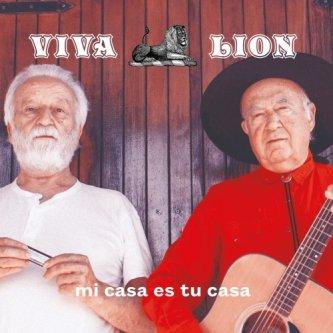 Copertina dell'album Mi Casa Es Tu Casa, di VIVA LION!