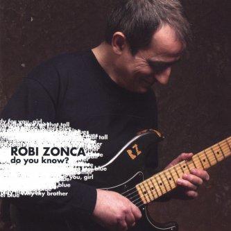 Copertina dell'album Do you know?, di Robi Zonca