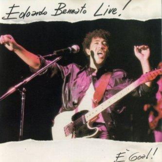 Copertina dell'album E' goal!, di Edoardo Bennato