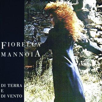 Copertina dell'album Di Terra E Di Vento, di Fiorella Mannoia