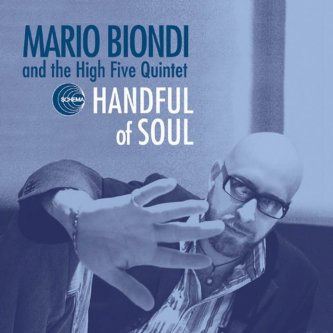 Copertina dell'album Handful of soul, di Mario Biondi