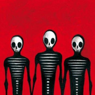 Copertina dell'album Il Sogno del Gorilla Bianco, di Tre Allegri Ragazzi Morti