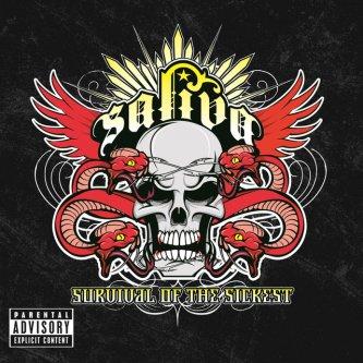 Copertina dell'album Survival Of The Sickest, di Saliva