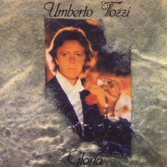 Copertina dell'album Gloria, di Umberto Tozzi