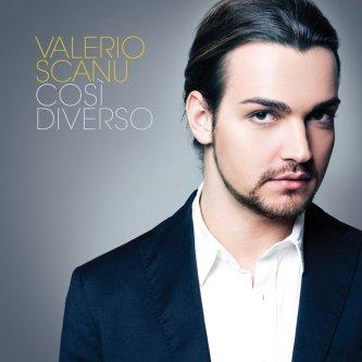 Copertina dell'album Così diverso, di Valerio Scanu