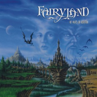 Copertina dell'album Of Wars In Osyrhia, di fairyland