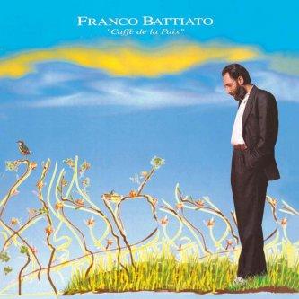 Copertina dell'album Caffe De La Paix, di Franco Battiato