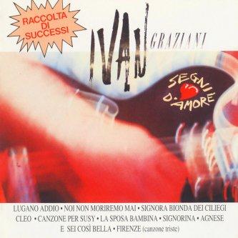 Copertina dell'album Segni D'amore, di Ivan Graziani