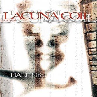 Copertina dell'album Halflife, di Lacuna Coil