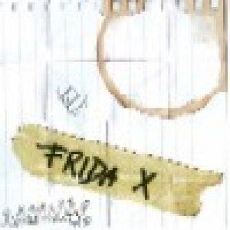 Copertina dell'album ep, di Frida X