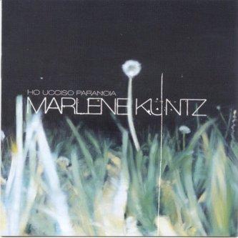 Copertina dell'album Ho ucciso paranoia + Spore, di Marlene Kuntz