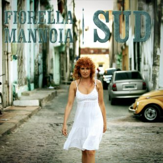 Copertina dell'album Sud, di Fiorella Mannoia