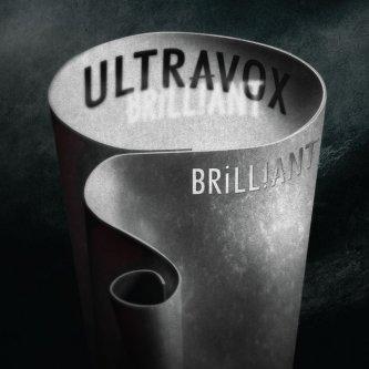 Copertina dell'album Brilliant, di ultravox