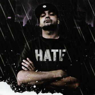 Copertina dell'album Hate, di Bassi Maestro
