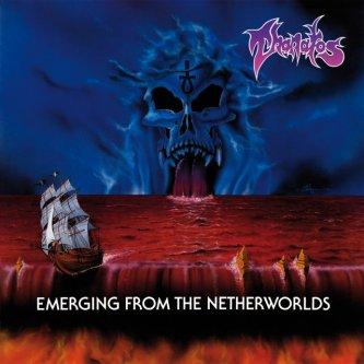 Copertina dell'album Emerging From The Netherworlds, di Thanatos