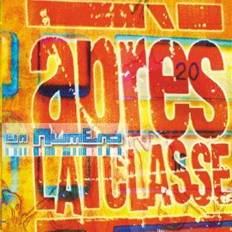 Copertina dell'album Un Numero, di Après La Classe
