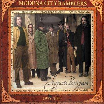 Copertina dell'album Appunti Partigiani, di Modena City Ramblers