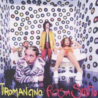 Copertina dell'album Rosa Spinto, di Tiromancino