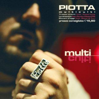 Copertina dell'album Multi Culti, di Piotta