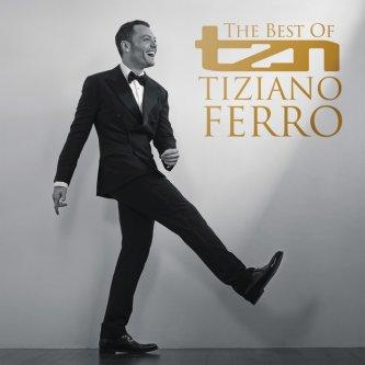 Copertina dell'album TZN -The Best Of, di Tiziano Ferro