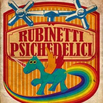 Copertina dell'album Rubinetti Psichedelici, di Albionics