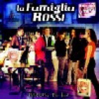 Copertina dell'album Discorsi da bar, di La Famiglia Rossi