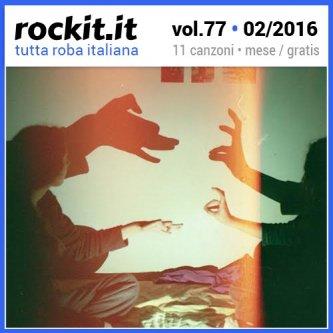 Copertina dell'album Rockit Vol. 77, di Masai